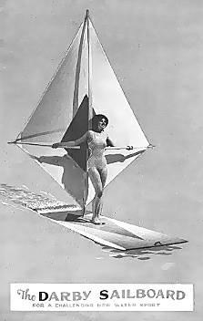 Windsurf Sur Eau Plate La Fabuleuse Histoire De La Planche A Voile Antiquite Et Pionniers